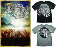 Awakening Tour Stuff by todd_fooshee, via Flickr