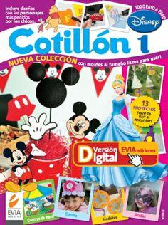 Cotillón - Diferentes texturas compra esta edicion en www.eviadigital.com y descargala ya en tu computadora o dispositivo.
