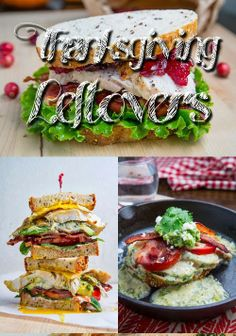 Thanksgiving Leftovers by Closet Cooking