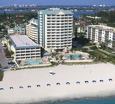 Sarasota, Florida - Lido Beach Resort