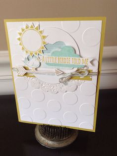 stampin up hello love