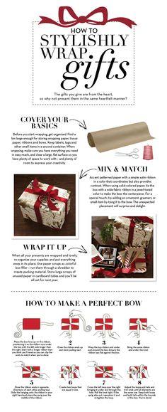 holiday, wrap gifts, gift wrap, potteri barn, pottery barn