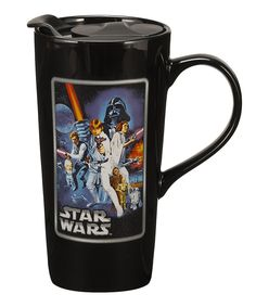 Star Wars New Hope 20-Oz. Travel Mug
