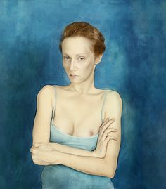 For Picasso. Blue period. By Katerina Belkina on deviantART.