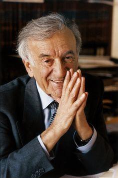 Eli Wiesel, Holocaust survivor, author, peacemaker