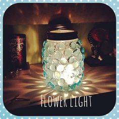 DIY mason jar illumination