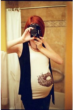 pregnanc shirt