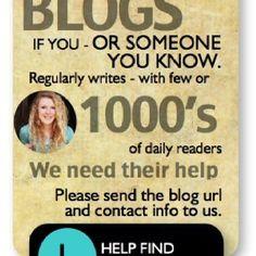 Please help spread the word.  helpfindlinnea.org