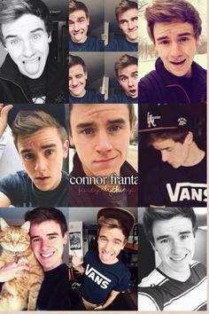 Connor franta:)
