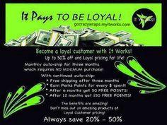 loyal price, price loyal, loyal custom