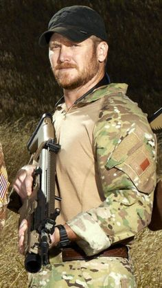 Rest in peace to one of America's greatest warriors, Chris Kyle. God bless you and your family. And we are forever thankful for your service.