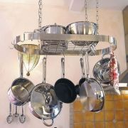 Jean Patrique Ceiling Hanging Rack