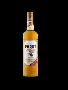 Paddy Whisky by Stranger Creative , via Behance