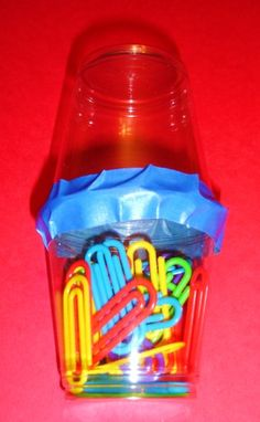 Learning Ideas - Grades K-8: Making Noise Makers for New Year's Eve