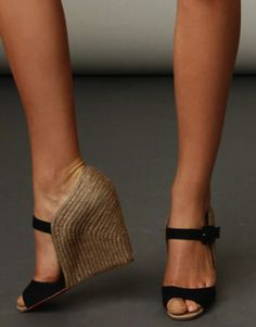 gorgeous wedges