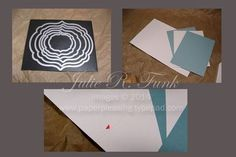Tutorial For Labels Collection Easel Card   (April 08, 2014)