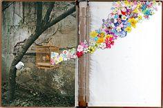 Birdcage by ben///giles, via Flickr
