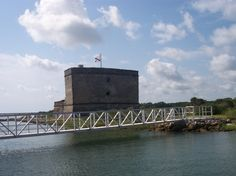 The Old Spanish fort