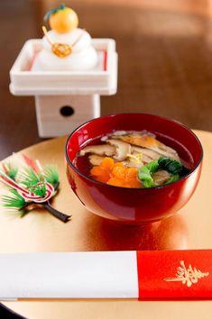 Celebrate Japan's Oshogatsu Holiday with Ozoni