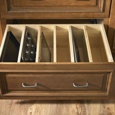 Drawer storage