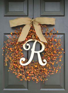 herbst on pinterest basteln dekoration and wreaths. Black Bedroom Furniture Sets. Home Design Ideas