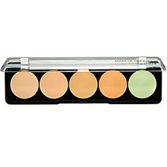 MAKE UP FOR EVER - 5 Camouflage Cream Palette. Will cover up ANYTHING!