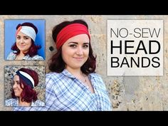 DIY No Sew Headband