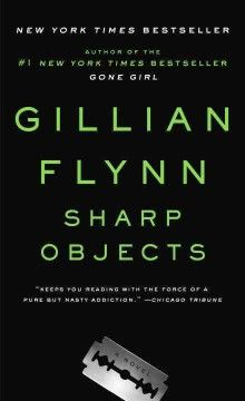 About to take a stab at another Gillian Flynn novel. Can't wait to sink my teeth into the psychological meat! Oh, the drama.