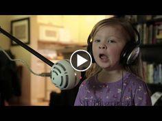 "Two Little Girls Singing ""Let It Go"" From Disney's ""Frozen"""