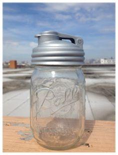 pour spout for mason jars
