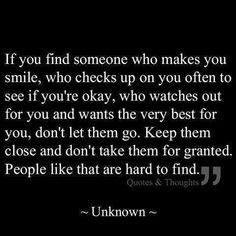 if you find someone who makes you smile The pictorial quotes