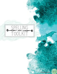 """Detailed explanation behind my """"I Can Spell Everything Just So"""" spelling curriculum. Provides background, tips for use, and three example mini-lessons. everythingjustso.org"""