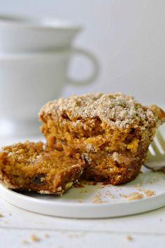 Pumpkin Muffins (vegan, gluten free)!