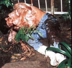Ron Goldman was murdered at the Los Angeles home of Nicole Brown Simpson, estranged wife of football star O.J. Simpson. O.J. was arrested, but was found not guilty in a controversial criminal trial. He was later found liable for the deaths in a civil suit brought by the two victims' families.