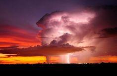 Stormy Tuscon