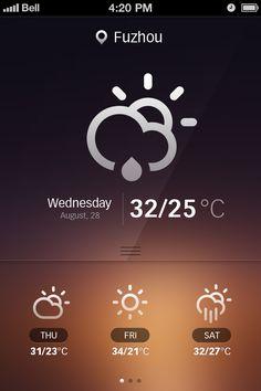 nice weather app