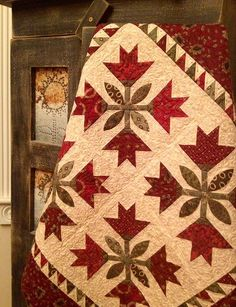 Idaho Lily by Kim Diehl by Fat Quarter Shop, via Flickr