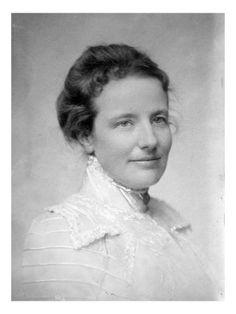 Portrait of Edith Kermit Carow Roosevelt, Wife of President Theodore Roosevelt, 1900