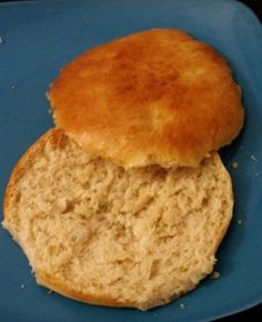 Homemade Hamburger Bun Recipe