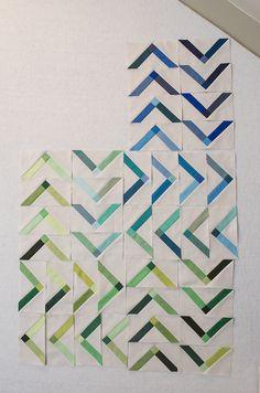 Fresh Lemons Quilts ~ Modern Solids by Denyse Schmidt