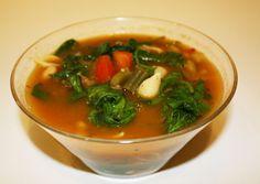 vegan foodi, clean eat, vega recip, vegan soup