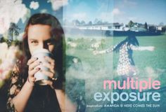 how to fake double exposure using photoshop