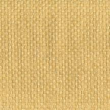 . Gold grasscloth wallpaper. 63 54773   Shangri La by Kenneth James