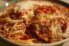 Above an Italian Restaurant: The Best Chicken Parmesan in the World
