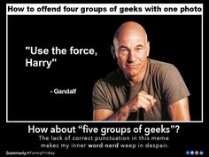 Star Wars, Harry Pot