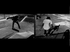 SKATEBORDING LAS VEGAS - super slowmotion camera 300FPS - ARTCORE SERIES  MUSIC BY LAKASKAD   VIDEO FABIEN DIDELOT  LOCATION NEVADA