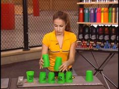 Learn how to Stack! Step 1. Sport Stacking with Speed Stacks