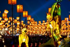 Lantern Festival in Taiwan, China: http://www.ytravelblog.com/what-to-do-in-tainan/