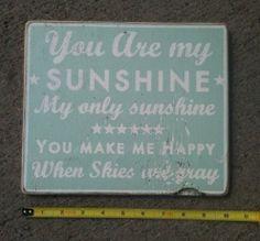 My Sunshine Print