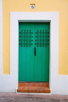 best doors ever in Old San Juan